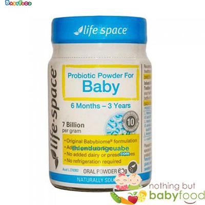 Men vi sinh Úc Probiotic Powder Baby