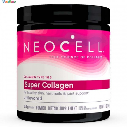 Super Collagen Neocell dạng bột 6600mg của Mỹ